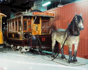 hästspårvagn