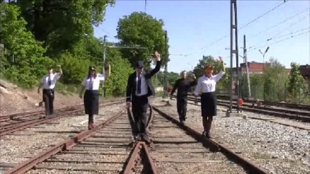 Dansande konduktörer